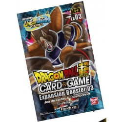 Booster Expansion Boosters 3 - Dragon Ball Super Card Game (13/11/2020)