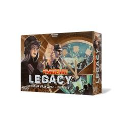 Pandemic Legacy - Saison 0 (fin octobre 2020)