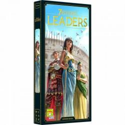 Leaders - 7 Wonders - Nouvelle version