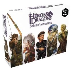 Boite d'Initiation Rôle 'N Play - Héros & Dragons
