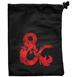 D&D : Pochon tissu - Dungeons & Dragons