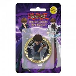 Yu-Gi-Oh! - Pin's en Edition Limitée de Seto Kaiba (novembre 2020)