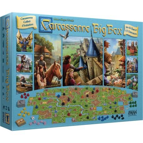 Carcassonne : Big Box 2017 (sur commande)