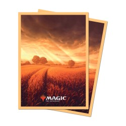 Paquet 100 Sleeves Unstable Plaine (Taille Standard Magic)
