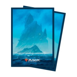 Paquet 100 Sleeves Unstable Ile (Taille Standard Magic)