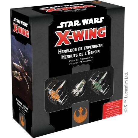 Hérauts de l'Espoir - Star Wars X-Wing 2.0