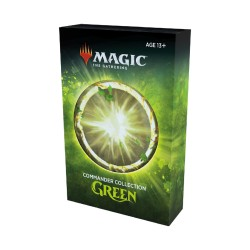 Commander Collection GREEN (Anglais) - Magic The Gathering (4/12/2020)