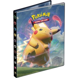 Portfolio A5 4 cases - Voltage Eclatant - Pokémon (13/11/2020)