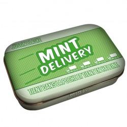 Mint Delivery - Le Mini Jeu