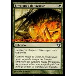 Verte - Enveloppe de Vigueur (C)