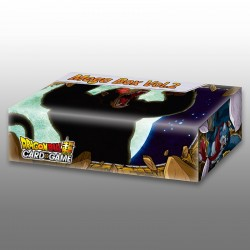 Mega Box Vol.2 - DRAGON BALL SUPER JCC