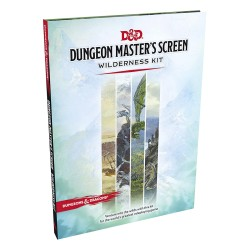 Dungeon Master's Screen Wilderness Kit V.O - Dungeons & Dragons 5edt