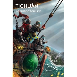 Atlas Tichuàan - Venzia