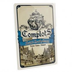 Complots - Extension Saint Barthélemy