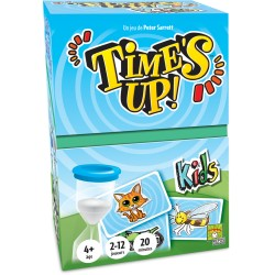 Time's up Kids Chat