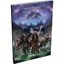 Qelong - Lamentations of the Flame Princess
