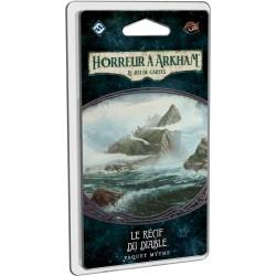 Le Récif du Diable - La Conspiration d'Innsmouth - Horreur à Arkham : Le Jeu de Cartes