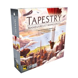 Tapestry - Manoeuvres et Manigances (extension)