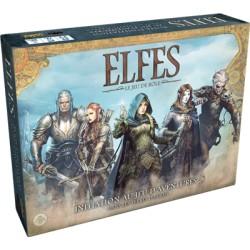 Elfes : initiation au jeu d'aventure dans les Terres d'Arran