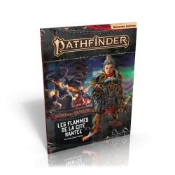 Les flammes de la cité hantée 4/6 - Pathfinder 2eme édition