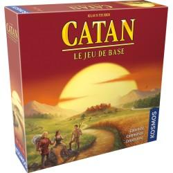 Les Colons de Catane :  jeu de base