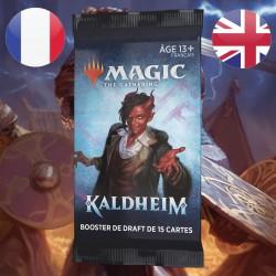 Booster DRAFT Kaldheim - Magic The Gathering