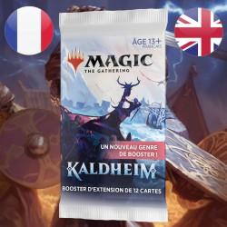 Booster EXTENSION Kaldheim - Magic The Gathering (5/02/2021)
