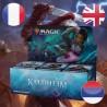 Boite de Boosters DRAFT Kaldheim + Promo booster - Magic The Gathering