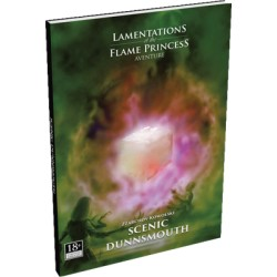 Scenic Dunnsmouth - Lamentations of the Flame Princess