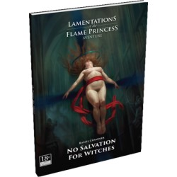 No Salvation for Witches - Lamentations of the Flame Princess