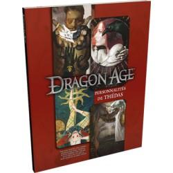 Personnalités de Thédas - Dragon Age