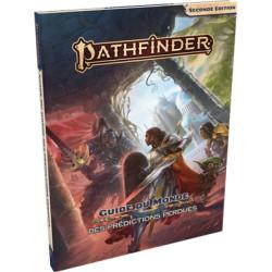 Guide Monde des Prédictions Perdues - Pathfinder 2eme édition