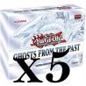 """Carton de 5 Box """"Les Fantômes du Passé"""""""