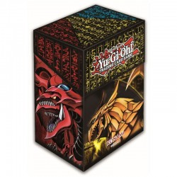 Deck Box Egyptian God - Yu-Gi-Oh! (10 juin 2021)