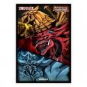 Protège-Cartes Egyptian God (x50) - Yu-Gi-Oh!