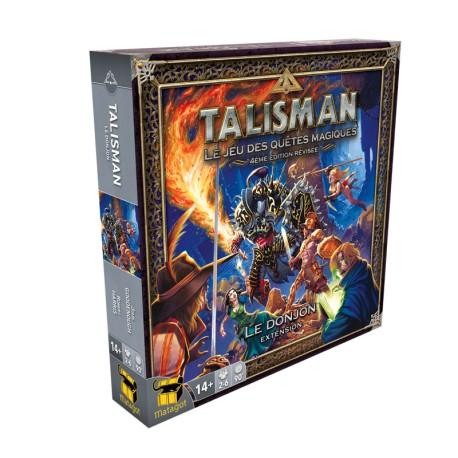 Le Donjon extension Talisman - 4e Edition