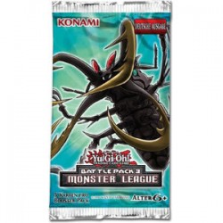 Booster Battle Pack 3 : La Ligue des Monsters - Yu-Gi-Oh!