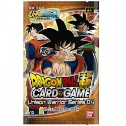Booster Unison Warrior 4 - Dragon Ball Super Card Game (16 avril 2021)