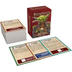 Deck de Cartes d'Etats - Pathfinder 2eme édition