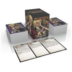 Cartes de sorts Occultes - Pathfinder 2eme édition