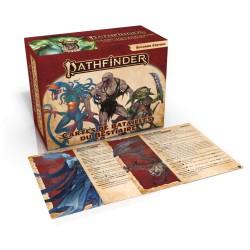 Cartes de batailles du Bestiaire - Pathfinder 2eme édition