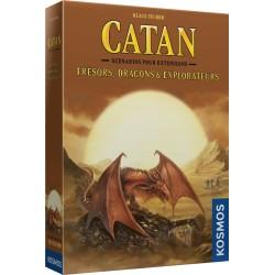 Catan : Trésors, Dragons & Explorateurs (Ext)