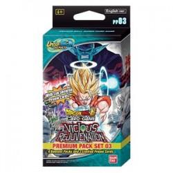 Premium Pack Set 03 - Dragon Ball Super Card Game (22/01/2021)