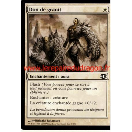 Blanche - Don de Granit (C)