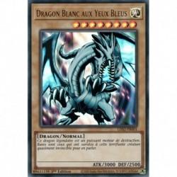 Dragon Blanc aux Yeux Bleus - titre Violet (UR) [LDS2] - Yu-Gi-Oh!