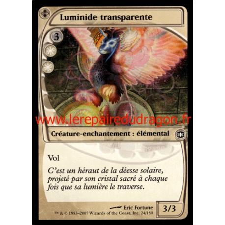 Blanche - Luminide Transparente (C)