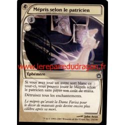 Blanche - Mépris selon le Patricien (C)