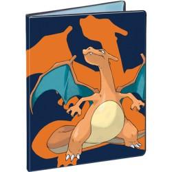 Portfolio A4 9 cases - Dracaufeu - Pokémon