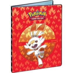 Portfolio A4 9 cases - Flambino - Pokémon