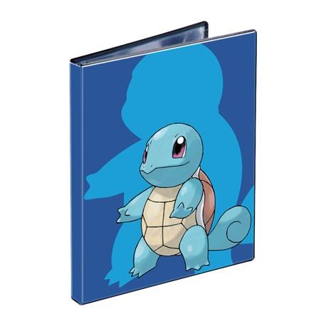 Portfolio A5 4 cases - Carapuce - Pokémon